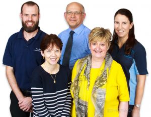 Prestwich Physiotherapy team